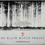 When The Blair Witch Project scared a generation.  Hughesy recalls that 1999 experience!