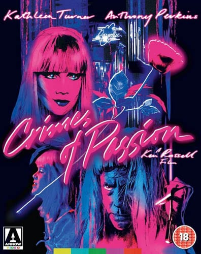 Win Crimes of Passion on dual format
