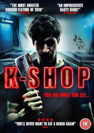 Win K-Shop on DVD