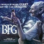 Clip and Featurettes Revealed For Steven Spielberg's THE BFG
