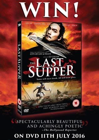 Win The Last Supper on DVD