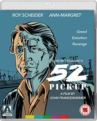 Arrow Video To Release 52 PICK-UP on Dual Format on 17th October 2016