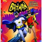 Latest Movies: 1960's Batman and Robin are back......check the trailer right here.