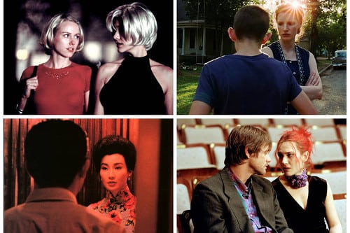 THE TOP 100 FILMS OF THE 21ST CENTURY....ACCORDING TO CRITICS FROM AROUND THE WORLD