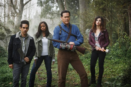 HCF Exclusive Interview with ASH VS EVIL DEAD star Ray Santiago