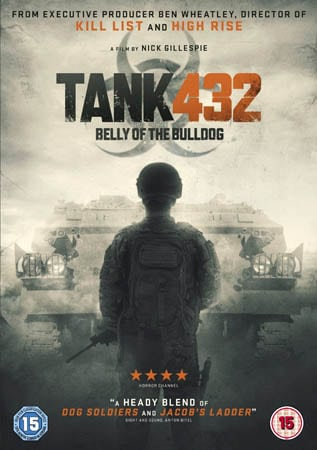 Win Tank 432 on DVD