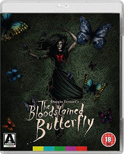 Win The Bloodstained Butterfly on DVD