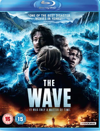 Win The Wave on Blu-Ray