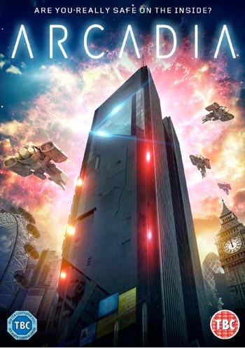 Win Arcadia on DVD