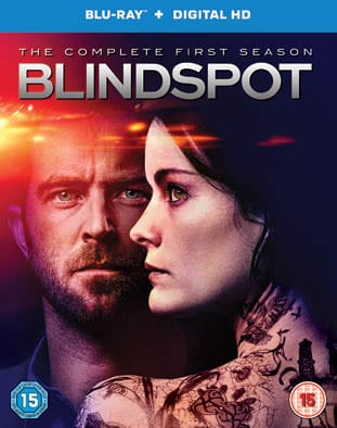 Win Blindspot on Blu-Ray