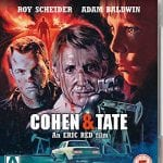 Arrow Video To Release COHEN & TATE on Dual Format on 5th December 2016