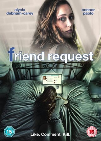Win Friend Request on DVD