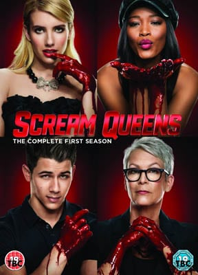 Win Scream Queens Season One on DVD