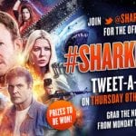 Join the #Sharknado4 Tweetalong at 8pm on Thursday 8th September 2016!