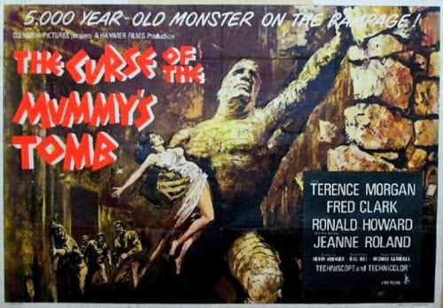 The Curse Of King Tuts Tomb Torrent: DOC'S JOURNEY INTO HAMMER FILMS #69: THE CURSE OF THE