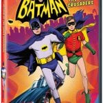 WIN BATMAN: RETURN OF THE CAPED CRUSADERS ON DVD – ON DIGITAL DOWNLOAD NOW & ON BLU-RAY & DVD NOVEMBER 7