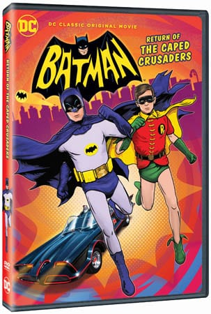 Win Batman DVD