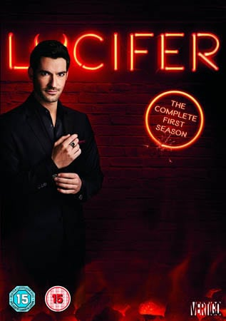 Win Lucifer Season 1 on DVD
