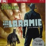 Eureka Entertainment To Release Western THE MAN FROM LARAMIE on Dual Format on 5th December 2016