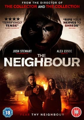 Win The Neighbour on DVD