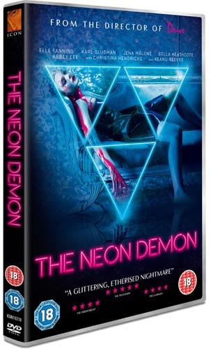Win The Neon Demon on DVD