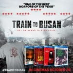 Win TRAIN TO BUSAN T-Shirt and Horror Blu-Ray Bundle In Our Competition