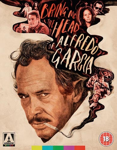 Arrow Video To Release Sam Peckinpah's BRING ME THE HEAD OF ALFREDO GARCIA on Blu-Ray on 23rd January 2017