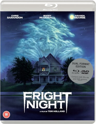 Win Fright Night on Dual Format