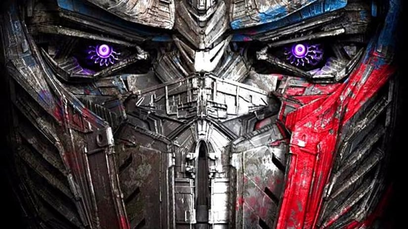 LATEST MOVIES: The Transformers are back in The Last Knight Trailer.......