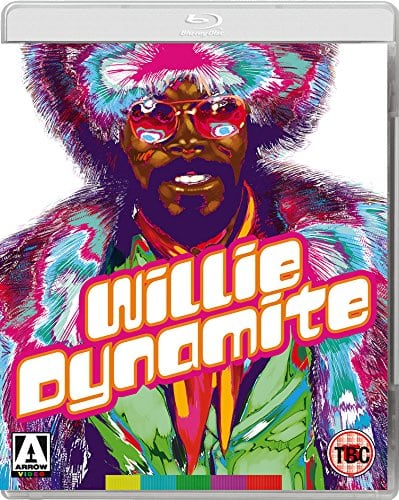 Arrow Video To Release Blaxploitation Flick WILLIE DYNAMITE on Dual Format on 6th February 2017
