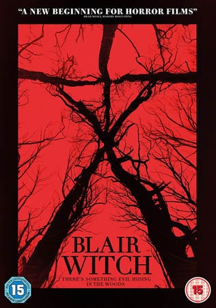 Win Blair Witch on DVD