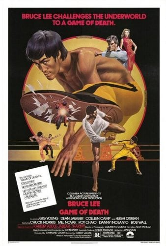 BRUCE LEE #5: GAME OF DEATH [1978] | Horror Cult Films