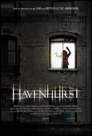 HAVENHURST To Screen in Select U.S. Theaters To Coincide with Cable and VOD Release