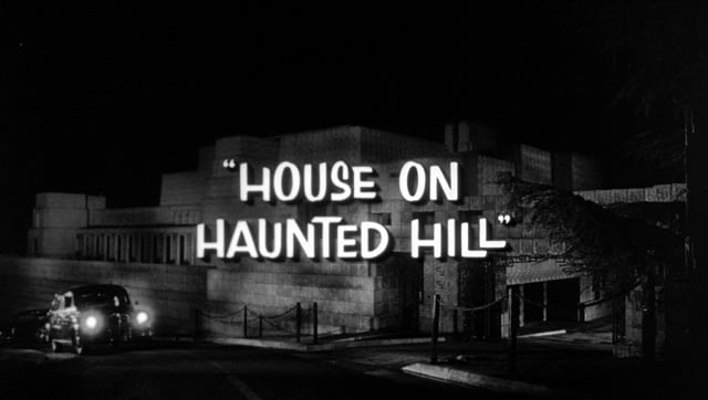 LATEST MOVIES: A new House On Haunted Hill remake is coming........