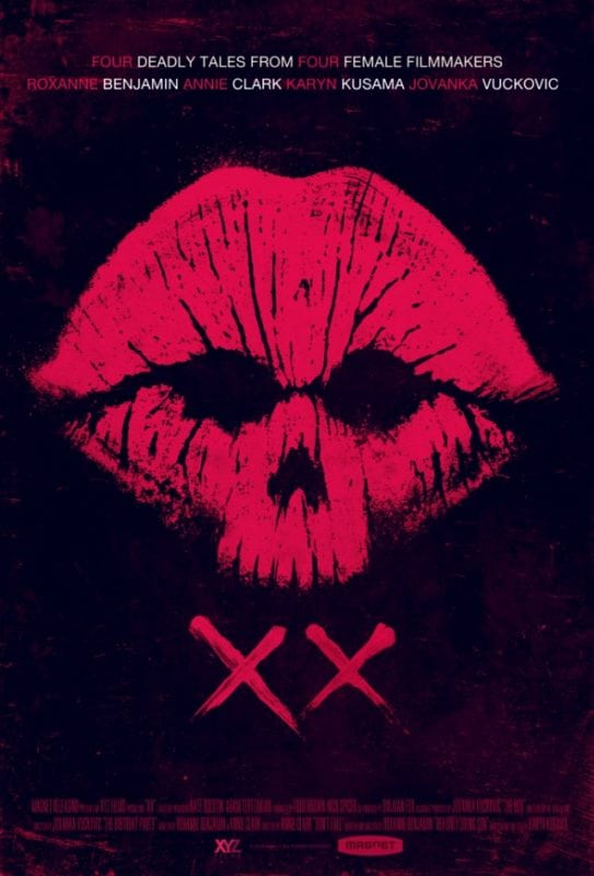 LATEST MOVIES: All female anthology horror XX releases a tasty trailer....