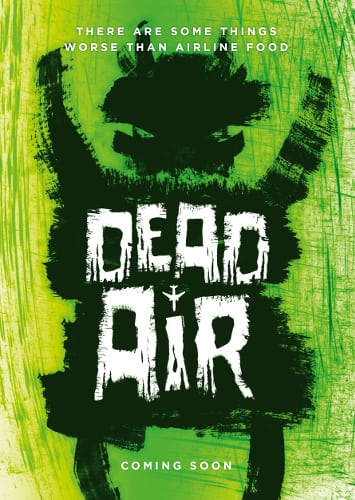 HCF EXCLUSIVE INTERVIEW with 'DEAD AIR' director GEOFF HARMER and writer PETER HEARN