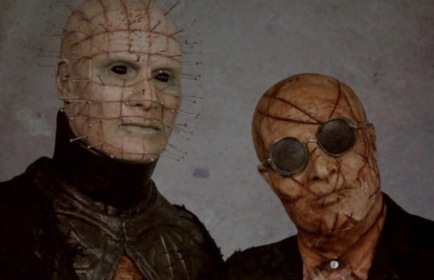 LATEST MOVIES: The new Pinhead talks about the upcoming Hellraiser: Judgement!