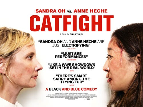 Uk Trailer and Quad Poster Revealed For CATFIGHT