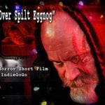 Indiegogo Campaign Launched For Michael Patrick Rogers' Short Horror Film DON'T CRY OVER SPILT EGGNOG