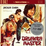 Eureka Entertainment To Release DRUNKEN MASTER on Dual Format on 24th April 2017