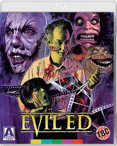 EVIL ED Granted Special EDiton Release by Arrow Video