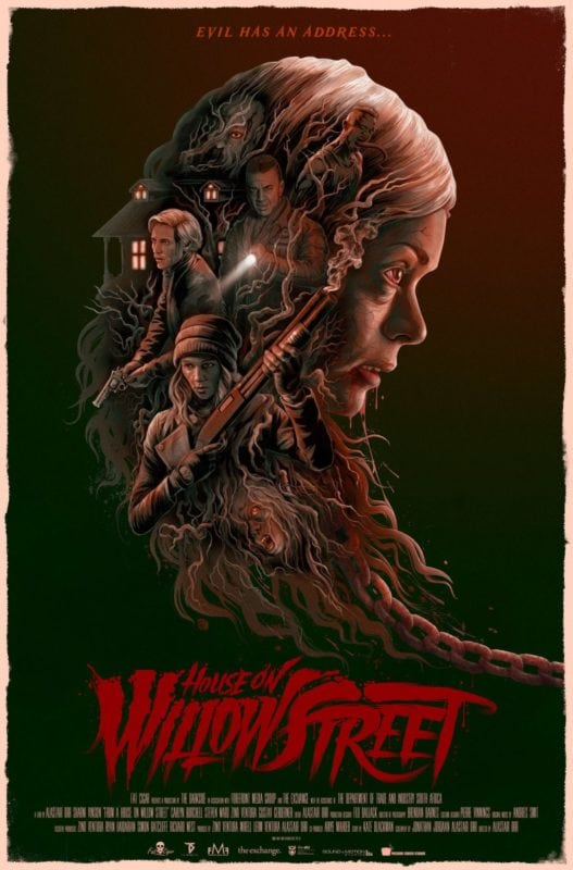 LATEST MOVIES: Trailer and stunning poster are released for horror House On Willow Street