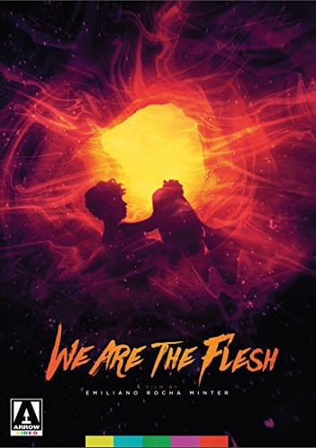 Win We Are The Flesh on Blu-Ray