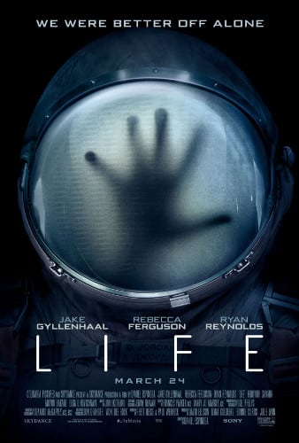 RED BAND TRAILER FOR 'LIFE' RELEASED