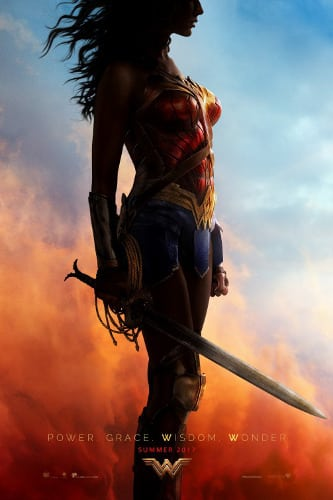 NEW 'WONDER WOMAN' TRAILER...AND THE FILM ACTUALLY LOOKS LIKE IT COULD BE GOOD!
