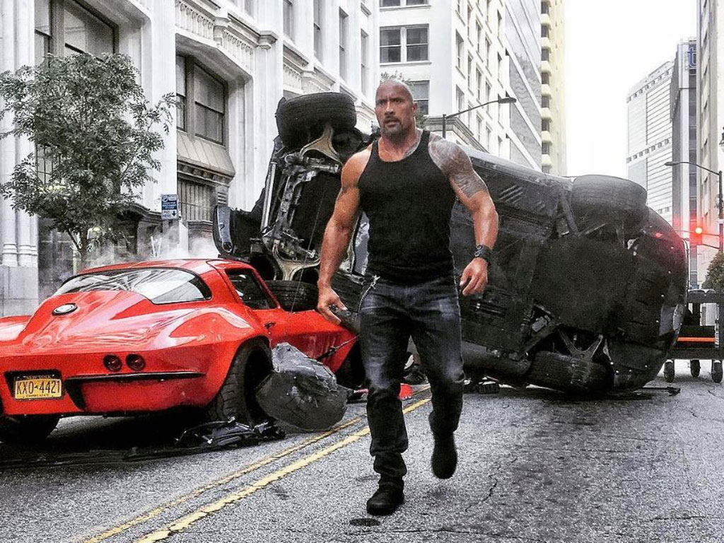 Fast Furious 8 Aka The Fate Of The Furious Hcf Review In