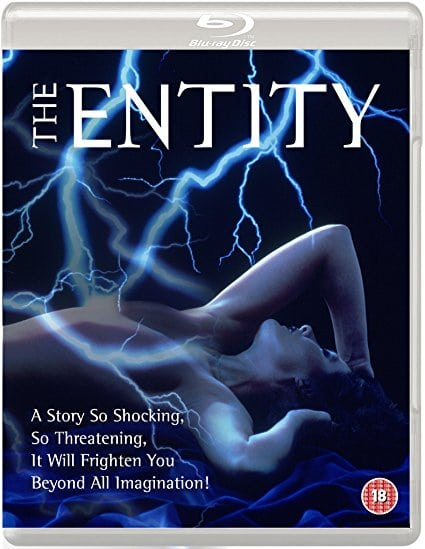 Win The Entity on Blu-Ray
