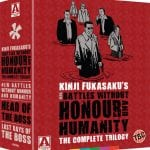 Arrow Video To Release NEW BATTLES WITHOUT HONOUR AND HUMANITY Trilogy on Dual Format on 17th July 2017.
