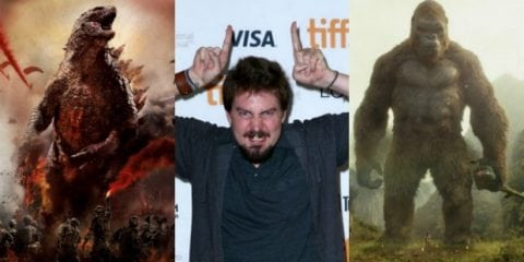 ADAM WINGARD SAYS THAT 'GODZILLA VS  KONG' WILL HAVE A