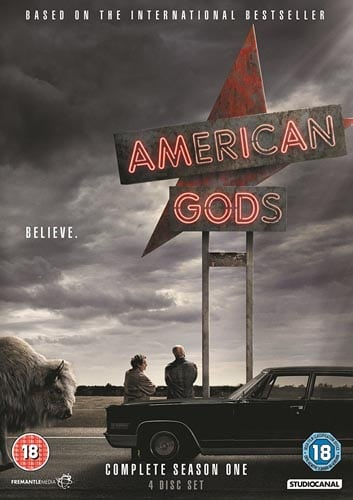 Win American Gods on Blu-Ray